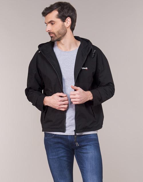 Vêtements Homme Blousons Schott FLORIDA Noir