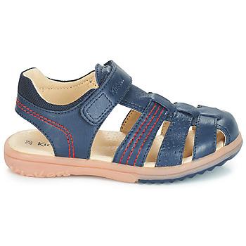 Sandales enfant Kickers PLATINIUM