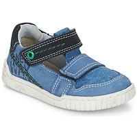 Chaussures Garçon Sandales et Nu-pieds Kickers WHATSUP Bleu
