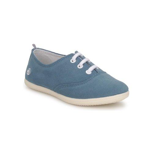 Chaussures Enfant Baskets basses Petit Bateau KENJI GIRL Bleu