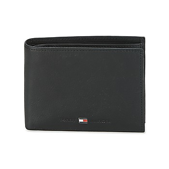 Sacs Homme Portefeuilles Tommy Hilfiger JOHNSON CC AND COIN POCKET Noir