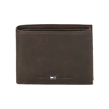 Tommy Hilfiger JOHNSON CC AND COIN POCKET Marron