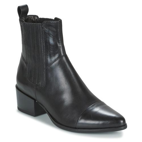 Chaussures Femme Boots Vagabond MARJA Noir