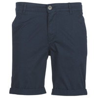 Vêtements Homme Shorts / Bermudas Selected SLHSTRAIGHTPARIS Marine