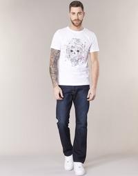 Vêtements Homme Jeans droit Replay WAITOM Bleu foncé