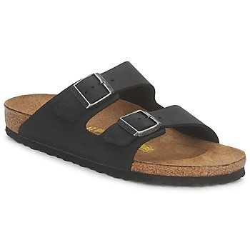Chaussures Homme Mules Birkenstock ARIZONA PREMIUM Noir