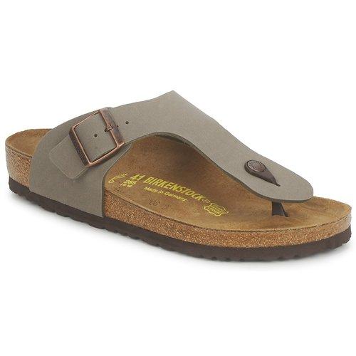 Chaussures Homme Tongs Birkenstock RAMSES Gris