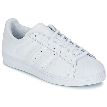 Adidas Superstar Blanche Croco