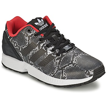 Chaussures Femme Baskets basses adidas Originals ZX FLUX W Gris