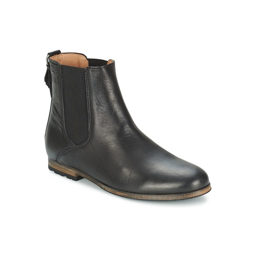 Chaussures Femme Boots Aigle MONTAIGU 2 Noir