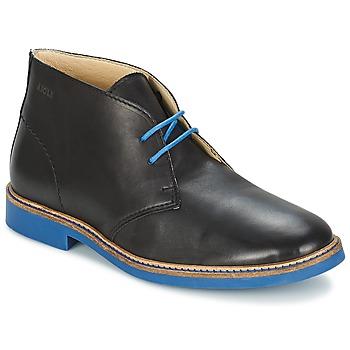 Chaussures Homme Boots Aigle DIXON MID 3 Noir