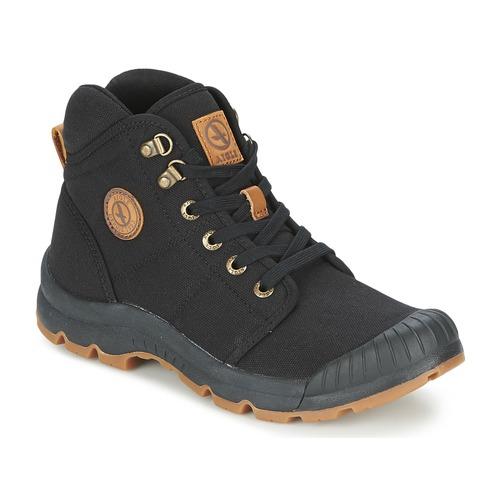 Chaussures Homme Boots Aigle TENERE LIGHT Noir