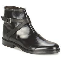 Chaussures Femme Boots Hudson IRVINE Noir