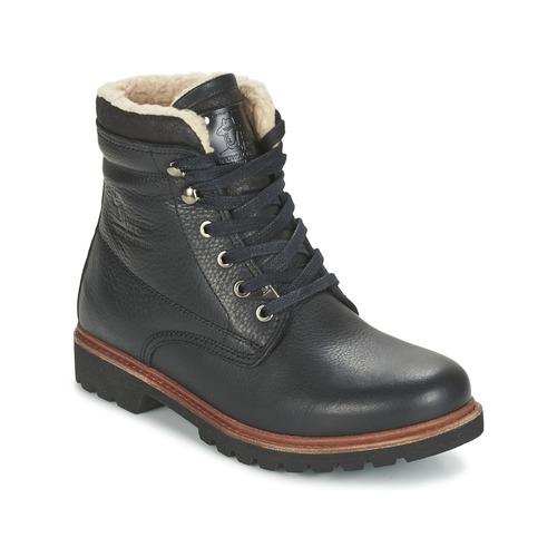 Chaussures Homme Boots Panama Jack PANAMA Noir
