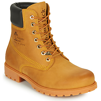 Chaussures Homme Boots Panama Jack PANAMA VINTAGE Miel