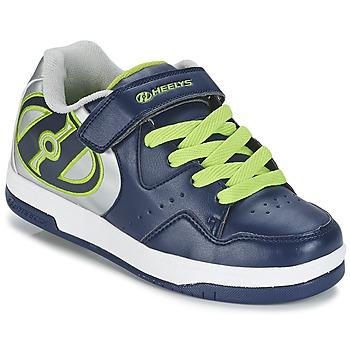 Chaussures Air max tnGarçon Chaussures Air max tnà roulettes Heelys HYPER Marine / Argent / Vert
