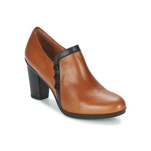 Chaussures Femme Low boots Hispanitas ARLENE Marron