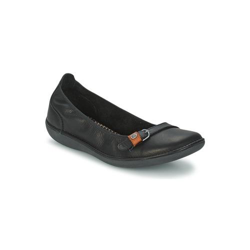Chaussures Femme Ballerines / babies TBS MALINE Noir
