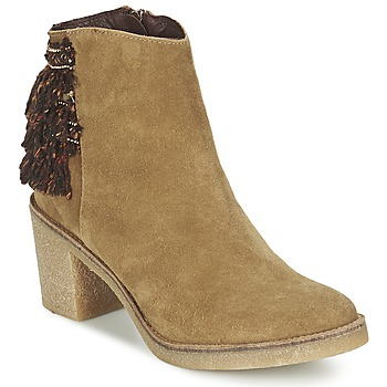 Chaussures Femme Bottines Miista BRIANNA Marron