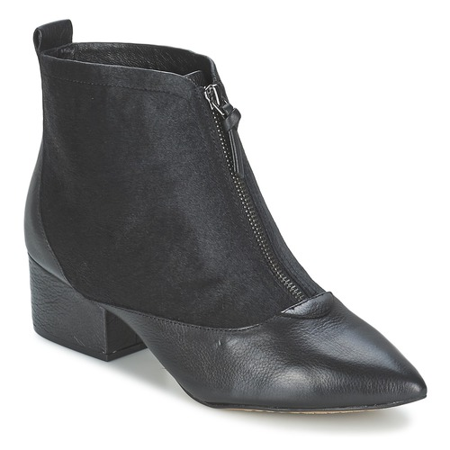 Chaussures Femme Bottines French Connection ROBREY Black