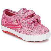 Chaussures Fille Baskets basses Feiyue FE LO GLITTER EASY Rose