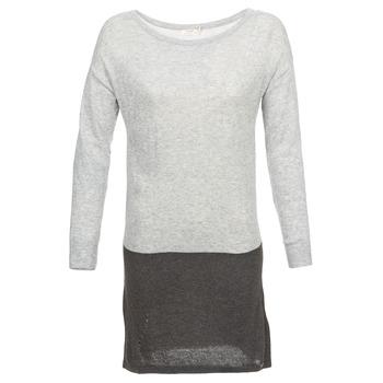 Vêtements Femme Robes courtes DDP EMMI Noir / Gris