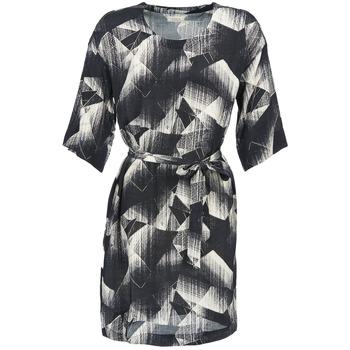 Vêtements Femme Robes courtes Nümph GINGER Noir / Blanc