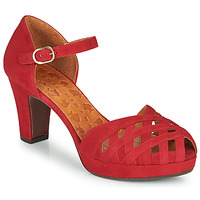 Chaussures Femme Sandales et Nu-pieds Chie Mihara IRMA Rouge