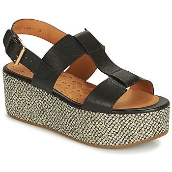 Chaussures Femme Sandales et Nu-pieds Chie Mihara OLIVIA Noir