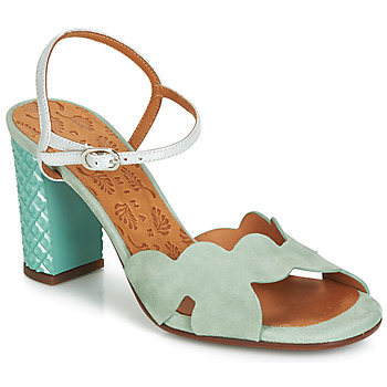 Chaussures Femme Sandales et Nu-pieds Chie Mihara BAMBA Bleu