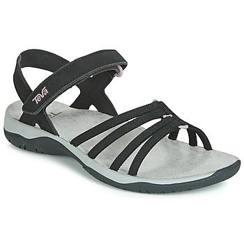 Chaussures Femme Sandales et Nu-pieds Teva ELZADA SANDAL WEB Noir
