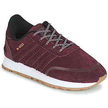 Chaussures Enfant Baskets basses adidas Originals N-5923 C Bordeaux