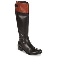 Chaussures Femme Bottes ville Moda In Pelle TULSY BLACK