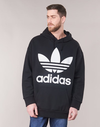 Vêtements Homme Sweats adidas Originals TREF OVER HOOD Noir