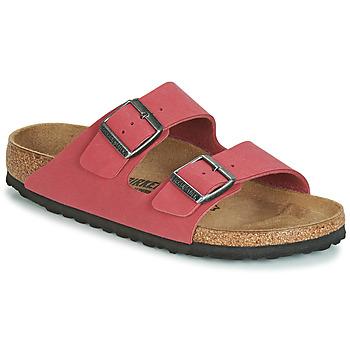 Chaussures Femme Mules Birkenstock ARIZONA Rouge