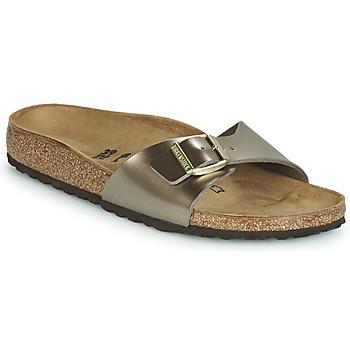 Chaussures Femme Mules Birkenstock MADRID Bronze