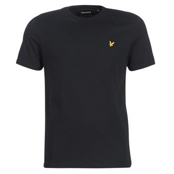 Vêtements Homme T-shirts manches courtes Lyle & Scott FAFARLIBE Noir