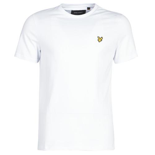 Vêtements Homme T-shirts manches courtes Lyle & Scott FAFARLITE Blanc