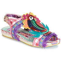 Chaussures Femme Sandales et Nu-pieds Irregular Choice JOLI POLLY Rose
