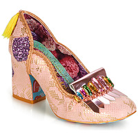 Chaussures Femme Escarpins Irregular Choice AMORGOS Rose