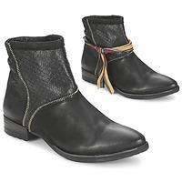 Chaussures Femme Boots Felmini RYO Noir