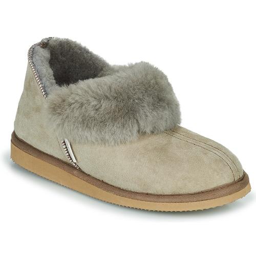 Chaussures Femme Chaussons Shepherd KARIN Gris