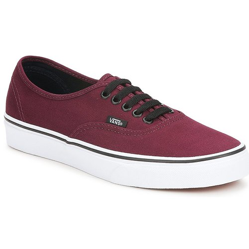 Chaussures Baskets basses Vans AUTHENTIC Bordeaux