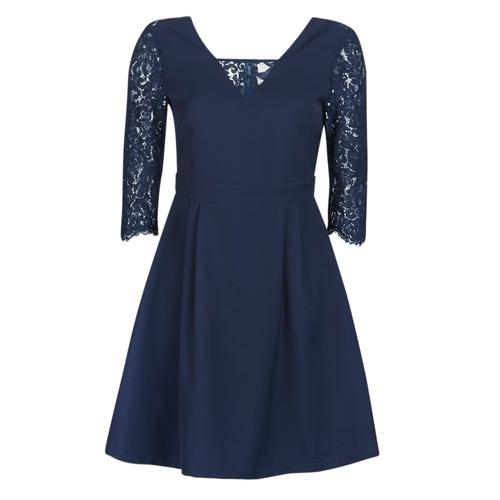 Vêtements Femme Robes courtes Betty London JADE Marine