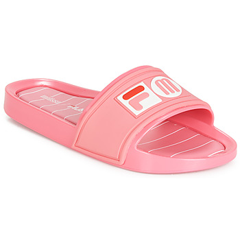 Chaussures Femme Claquettes Melissa SLIDE + FILA Rose