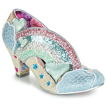 Chaussures Femme Escarpins Irregular Choice SUMMER OF LOVE Blanc