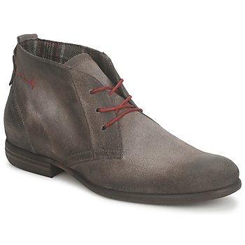 Chaussures Homme Boots Dream in Green KASSAB Gris