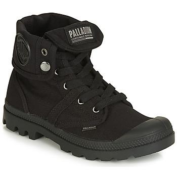 Chaussures Femme Boots Palladium PALLABROUSE BAGGY Noir
