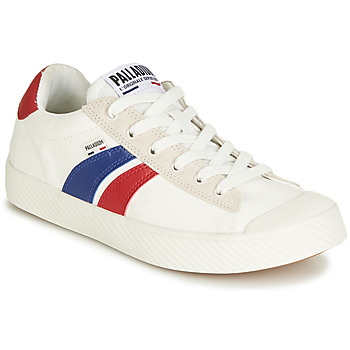 Chaussures Baskets basses Palladium PALLAPHOENIX FLAME Blanc