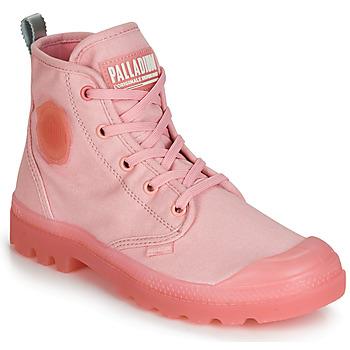 Chaussures Femme Boots Palladium PAMPALICIOUS Rose